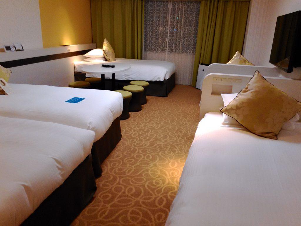 オリエンタルホテル東京ベイを使ったら夏休みのディズニー観光旅行に便利